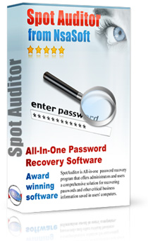 Get Password Recovery Software